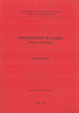 Evangelization of Uganda
