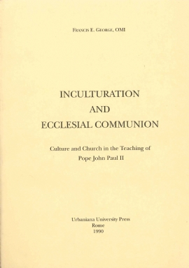 Inculturation and Ecclesial Communion