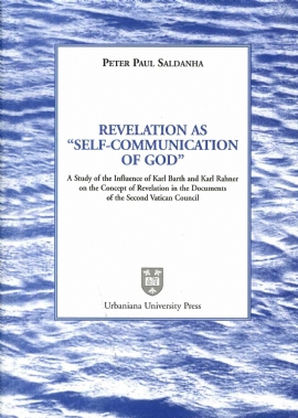 "Revelation as ""Self-communication of God"""
