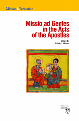 Missio ad Gentes in the Acts of the Apostles