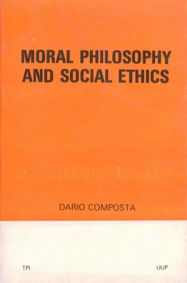 Moral Philosophy and Social Ethics